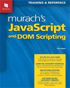 Javascript and DOM scripting